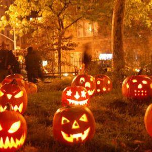Halloween-i rettenet hétvége